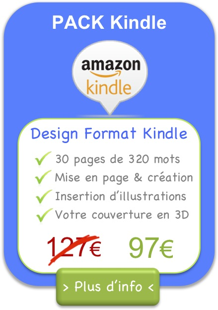 Pack 3 Kindle(3)