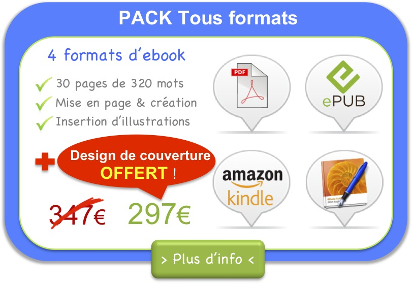 Pack Tous formats(2)